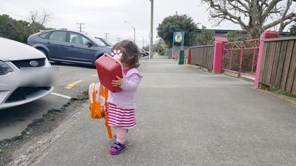 ニュージーランドで育児3