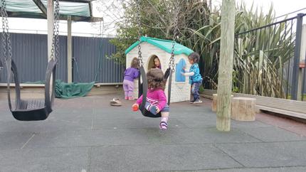 ニュージーランドで育児2