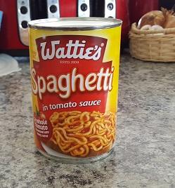 ニュージーランド_スパゲティの缶詰