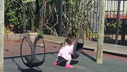 ニュージーランドで育児1