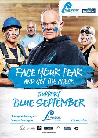 ニュージーランドのブルー・セプテンバー1