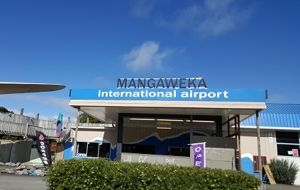 ニュージーランドのマンガウェカ-1