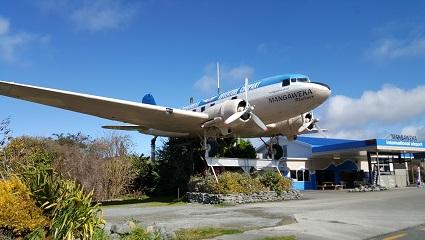 ニュージーランドのマンガウェカ-3