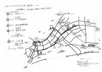 オプションツアー散策ルートmap