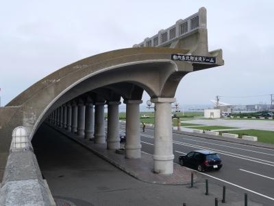 160731稚内港北防波堤ドーム02