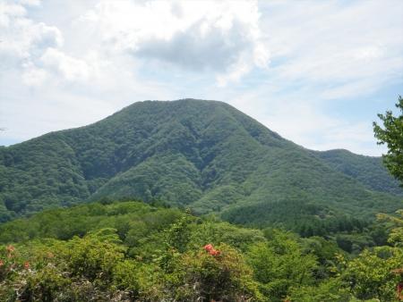 160604五輪尾根~鈴ヶ岳 (2)s