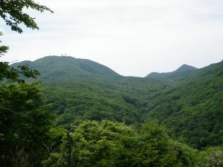 160604五輪尾根~鈴ヶ岳 (7)s