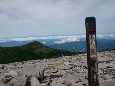 160710烏帽子岳~湯ノ丸山 (30)s