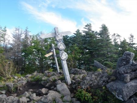 160724西岳~権現岳~編笠山 (13)s
