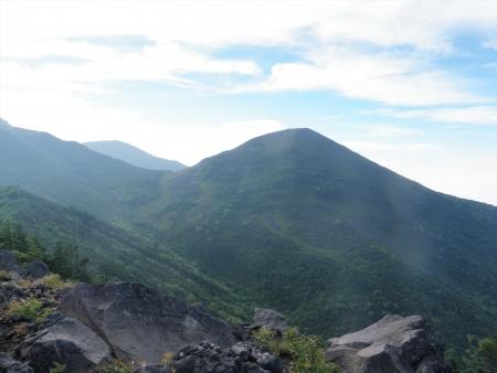 160724西岳~権現岳~編笠山 (15)s