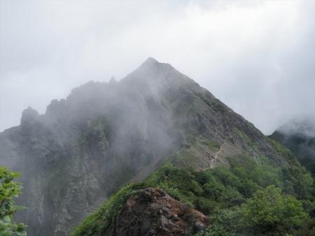 160724西岳~権現岳~編笠山 (21)s