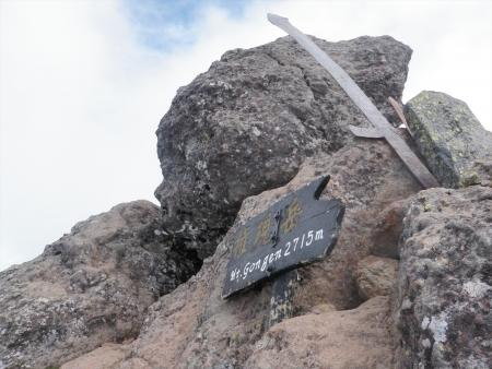 160724西岳~権現岳~編笠山 (24)s