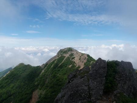 160724西岳~権現岳~編笠山 (25)s