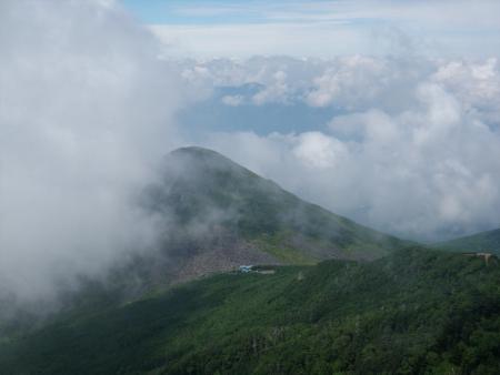 160724西岳~権現岳~編笠山 (28)s