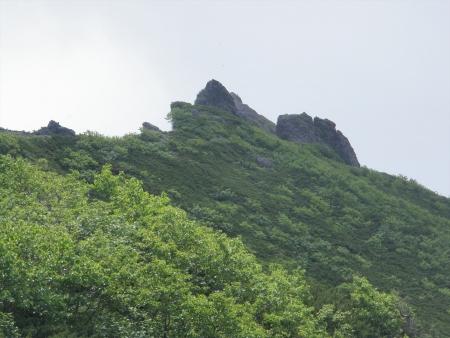 160724西岳~権現岳~編笠山 (32)s