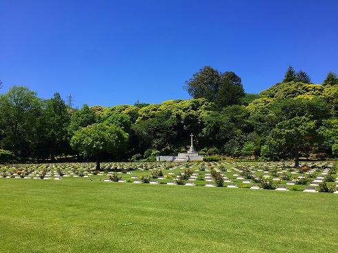 英連邦墓地1