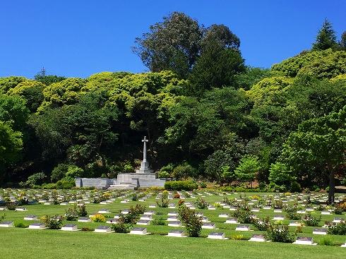 英連邦墓地2