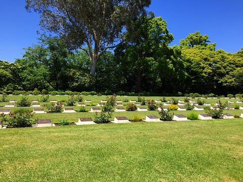 英連邦墓地4