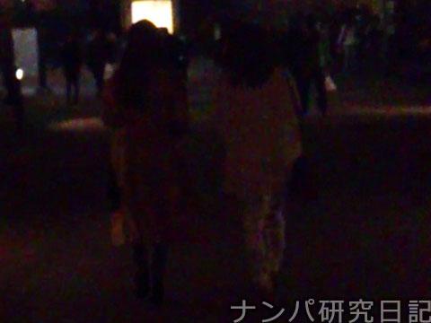 【リアルナンパ】 2016年も花見を狙う ep01_02