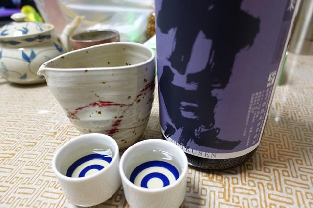 4 竹泉 特別純米紫ラベル (4)