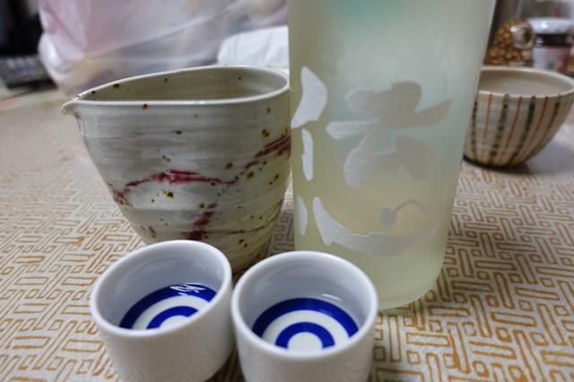 2 一本義 純米吟醸生酒 伝心 (5)