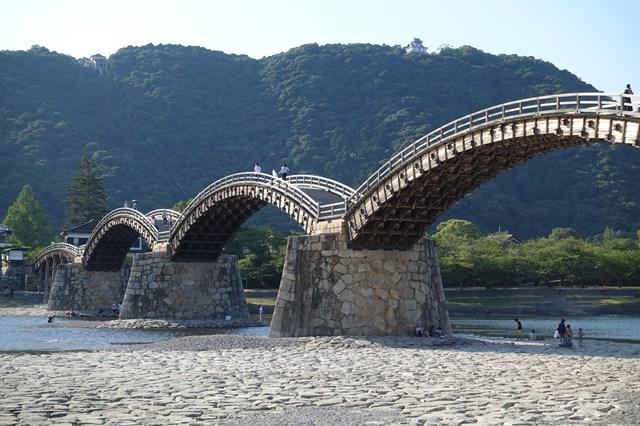 広島旅行4 錦帯橋 (1)