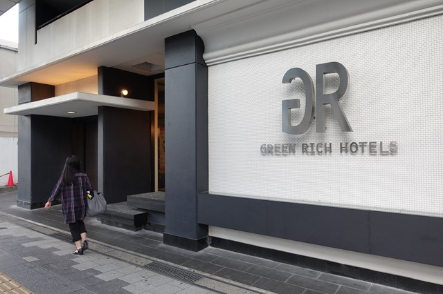 広島旅行5 グリーンリッチホテル (朝食1) (3)