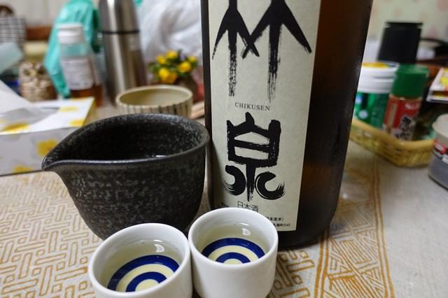 竹泉 純米酒山田錦 (3)