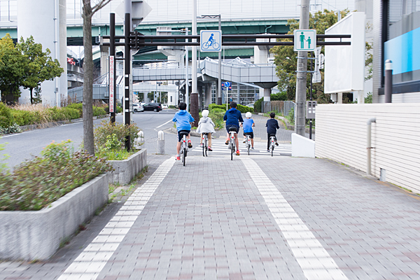 自転車少年たち