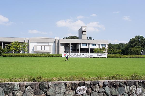 名古屋大学芝生広場