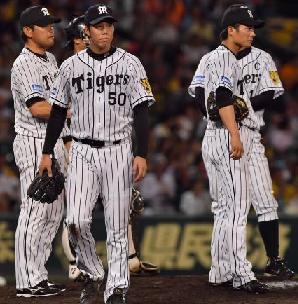 【阪神】青柳晃洋「バラバラに」8回突如連続死球から5敗目