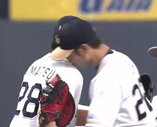 【オリックス】小松聖が涙の引退試合、打者1人に登板