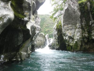 滝の拝 スタート地点2