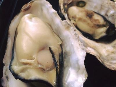 生・焼き牡蠣