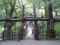 奥祖谷かずら橋3