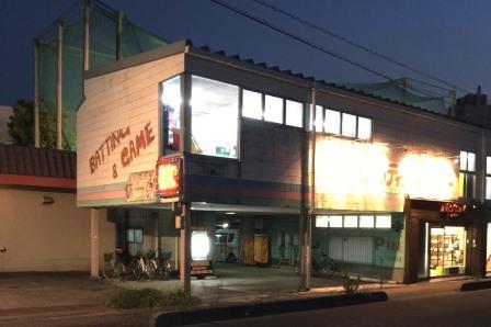 春日部東バッティングセンター