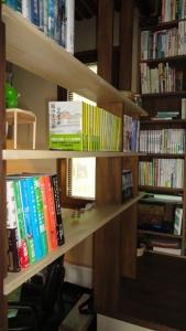 2014年に作った本棚