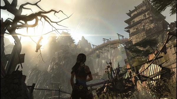 PS4 TOMBRAIDER トゥームレイダー ララ・クロフト Lara Croft プレイ日記 邪馬台国 卑弥呼