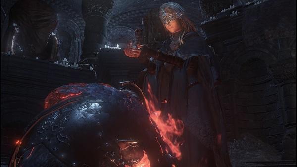 DARKSOULSⅢ PS4 プレイステーション4 ダークソウル3 プレイ日記