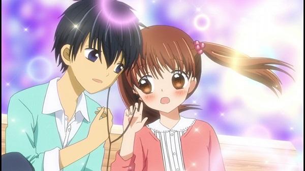 12歳。~ちっちゃなムネのトキメキ トライアングル アニメ anime