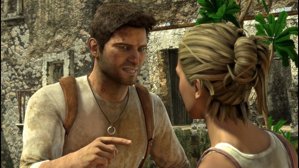 PS4 uncharted collection アンチャーテッド プレイ日記 エル・ドラドの秘宝