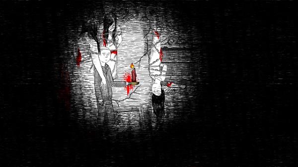 PS4 PSVITA ネバーエンディングナイトメア ホラーゲーム