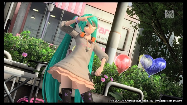 PS4 初音ミク Project DIVA Future Tone 音ゲー リズムゲーム Future Sound Coloful Tone