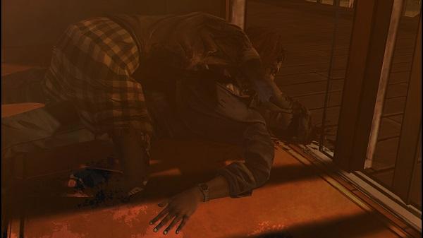 PS4 ウォーキングデット THE WALKING DEAD ファーストシーズン プレイ日記