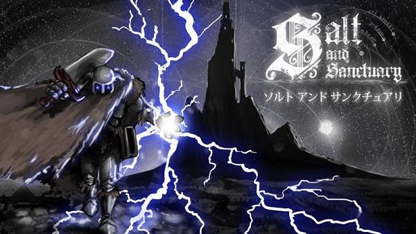 PS4 Salt and Sanctuary ソルトアンドサンクチュアリ 2Dダークソウル