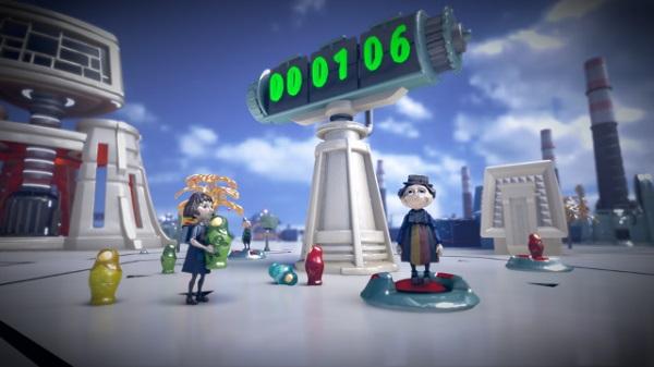 PS4 トゥモローチルドレン THE Tomorrow Children 基本プレイ無料