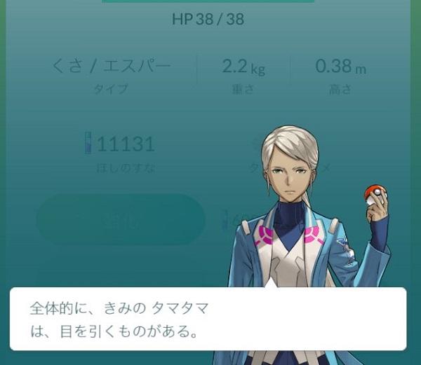 Pokémon ポケモン PokémonGO ポケモンGO iPhone プレイ日記 タマタマ