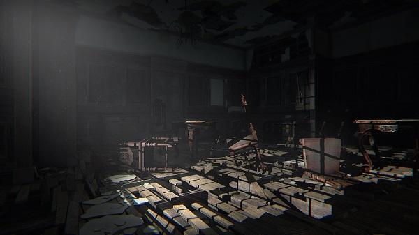 PS4 一人称視点 ホラーゲーム レイヤーズ・オブ・フィアー