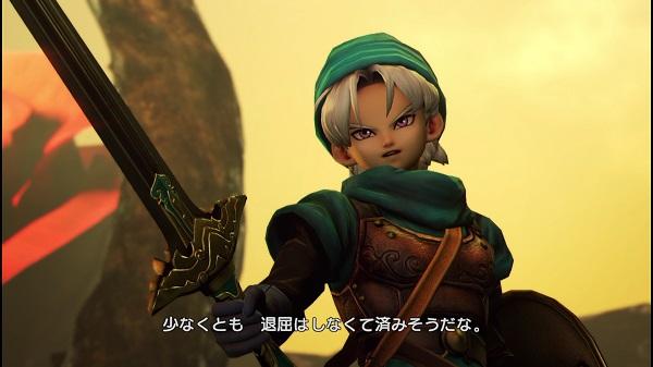 PS4 ドラゴンクエストヒーローズⅡ ドラゴンクエスト ハッサン テリー ミネア