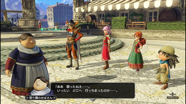 PS4 ドラゴンクエストヒーローズⅡ プレイ日記 ゼシカ ククール マリベル ガボ